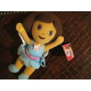 Dora the Explorer 8 Princess Fairy Plush Toys & Games