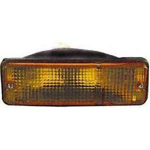 86 91 TOYOTA COROLLA TURN SIGNAL LAMP RH (PASSENGER SIDE), Sedan (88