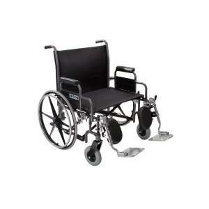Drive Medical Sentra Heavy Duty Extra Wide Wheelchair 30
