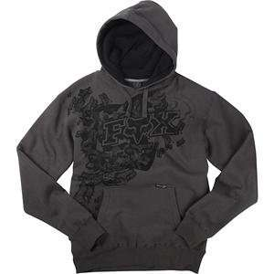 Fox Racing Metamorphasis Hoody   Medium/Charcoal