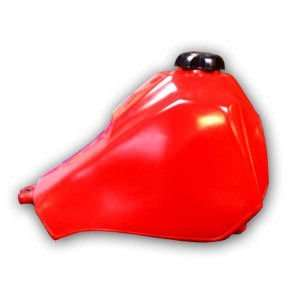 Clarke Gas Tanks Honda ATC200S (All) 3 Gal   Red #11391