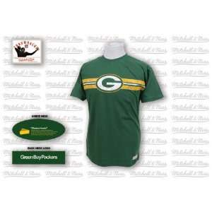 Green Bay Packers Media Big & Tall T Shirt Sports
