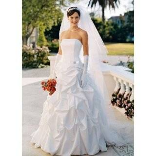 Davids Bridal Full Bridal Ball Gown Slip Style 795 Clothing