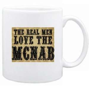 New  The Real Men Love The Mcnab  Mug Dog
