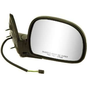 Chevrolet/GMC/Isuzu/Oldsmobile Passenger Side Power Replacement Mirror