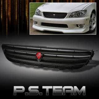 01 05 LEXUS IS300 JDM BLACK ALTEZZA FRONT HOOD GRILLE GRILL JAPAN