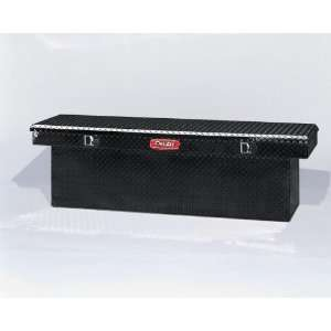 Dee Zee 8766DB Competitor Series Black Aluminum Single Lid Tool Box