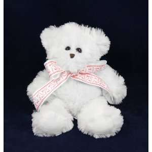 Red Ribbon Teddy Bear w/ Ribbon (Retail)