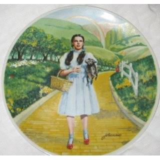 1978   MGM   Knowles Fine China Plate   The Wizard of Oz
