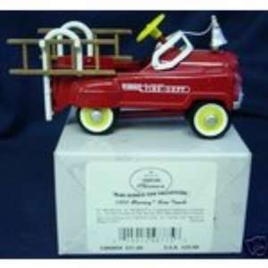 HALLMARK KIDDIE CAR CLASSICS MURRAY FIRE TRUCK MINI