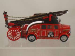 Rare 1936 Leyland Cub FK  7 Fire Engine (New Listing) by Matchbox