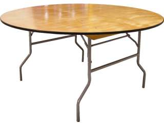 Celina Tent 72 Round Plywood Folding Table