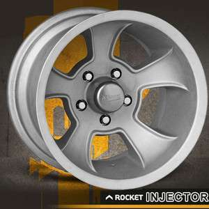 GASSER HOTROD ROCKET INJECTOR WHEELS CHEVY FORD