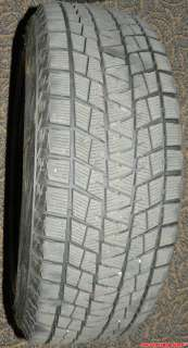 V1 P255/65 R17 108R SNOW TIRES RIMS WHEELS 7K MILE WINTER 17