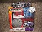 NEW Matchbox Bank Alarm Playset with Die Cast Police Car and police