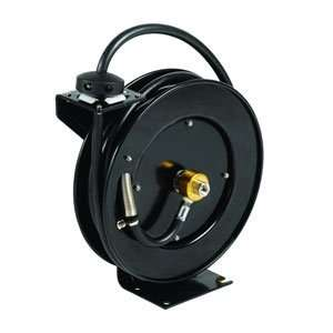 Hose Reel with 50 Hose and Garden Hose Adapter Patio, Lawn & Garden