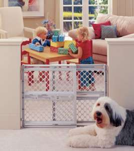 North States SUPERGATE III Baby/Child Safety Pet Gate 026107086198