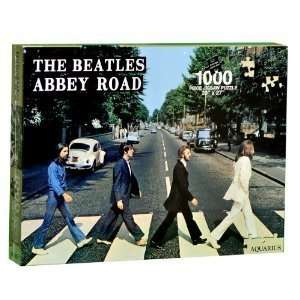 Beatles   Abbey Road Jigsaw Puzzle Toys & Games
