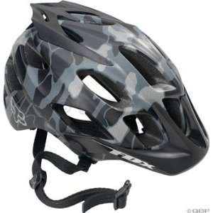 Fox Racing Flux Helmet Black XS/SM