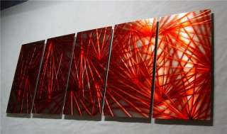 ABSTRACT METAL Art Painting SCULPTURE Original CONTEMPORARY MODERN