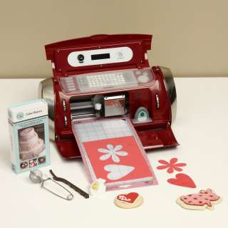 Cricut Cake Mini Die Cutting Food and Cake Decorating Machine