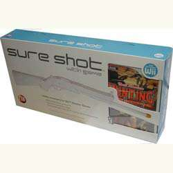 Wii   North American Hunting with Sure Shot Rifle