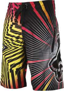FOX RACING ROCKSTAR BOARDSHORTS SWIM SURF BOARD SHORTS