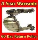 OEM Direct Fit Catalytic Converter Warranty (Fits Ford Escape 2002