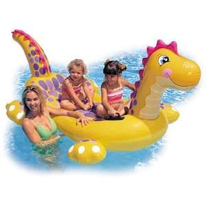 DRAGON RIDE ON (Pool / Outdoor) Water Inflatable (95 x 47