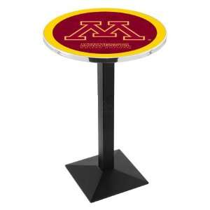 36 University of Minnesota Counter Height Pub Table
