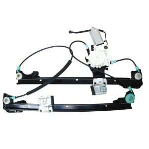 Land Rover Freelander Front Power Window Regulator with Motor Driver