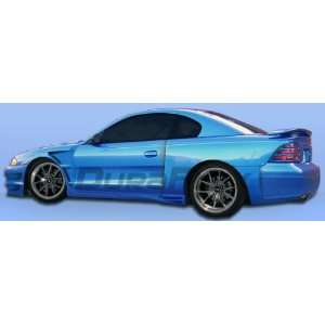 1994 1998 Ford Mustang GT500 Widebody Side Skirts Automotive