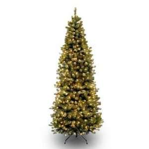 National Tree Company VEBSLSH1 75LO 7.5 Foot Verona Blue
