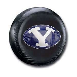 Brigham Young Cougars NCAA Spare Tire Cover by Fremont Die