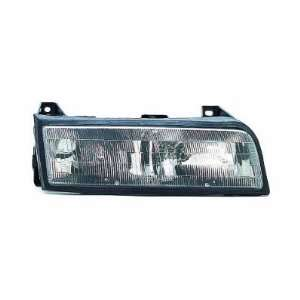 1987 90 CHEVROLET CAPRICE HEADLIGHT ASSEMBLY, PASSENGER