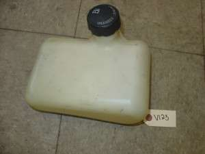 Snowblower Lawnmower Engine Motor Gas Fuel Tank Used