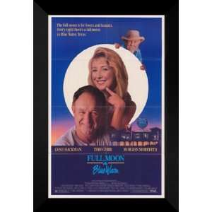 Full Moon in Blue Water 27x40 FRAMED Movie Poster   A