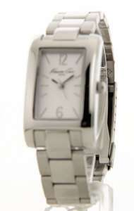 Kenneth Cole NY Womens KC4019 Silver Dial Bracelet Casual New Watch