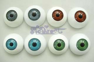 PCs Plastic Fake Eyes Eyeballs for Mask Doll Bear Toy