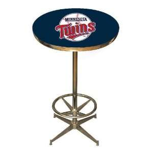Twins 40in Pub Table Home/Bar Game Room