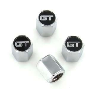 Ford Mustang GT Tire Valve Stem Caps   (Set of 4