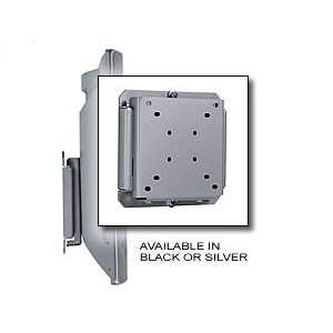 PEERLESS INDUSTRIES FLAT WALL MOUNT Silver FOR SMALL