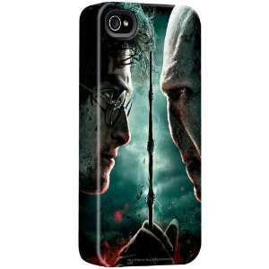 Harry Potter and Voldemort iPhone Case