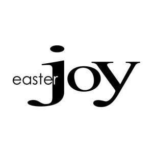 Penny Black Rubber Stamp 1.25X1.75 Easter Joy; 3 Items
