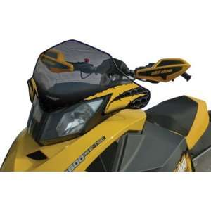with Yellow Graphics Chassis Windshield for Ski Doo Rev XP Automotive