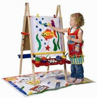 Alex Toys Magnetic Young Artists Kids Art Set Fun Easel