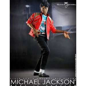 Hot Toys Sideshow Michael Jackson (Beat It ver.) 1/6 Action Figure