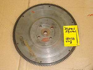 Case 580C 580D 580 C/D Loader Backhoe Flywheel A38915