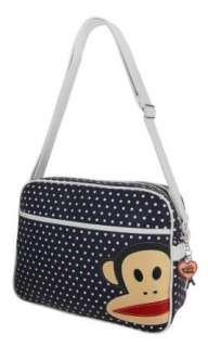 EyeCatch   Paul Frank   Julius The Monkey Schultertasche Messenger Bag