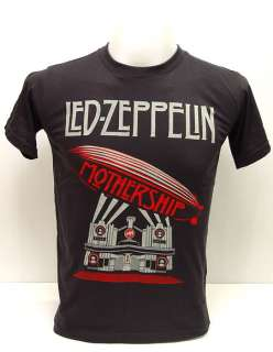 LED ZEPPELIN 70s MotherShip Vintage Rock Tour T Shirt M